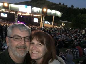 Robert attended Outlaw Music Festival - Willie Nelson, Nathaniel Rateliff and More on Jun 24th 2018 via VetTix