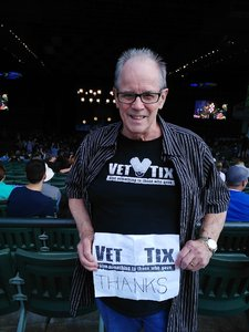 David attended Outlaw Music Festival - Willie Nelson, Nathaniel Rateliff and More on Jun 24th 2018 via VetTix