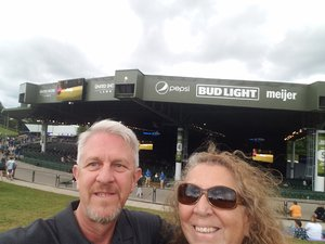 Gary attended Outlaw Music Festival - Willie Nelson, Nathaniel Rateliff and More on Jun 24th 2018 via VetTix