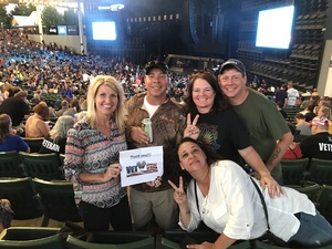 Kay attended STYX / Joan Jett & the Blackhearts With Special Guests Tesla on Jul 6th 2018 via VetTix