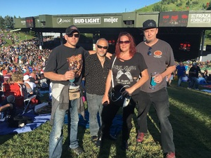 James attended STYX / Joan Jett & the Blackhearts With Special Guests Tesla on Jul 6th 2018 via VetTix