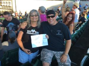 Greg attended STYX / Joan Jett & the Blackhearts With Special Guests Tesla on Jul 6th 2018 via VetTix