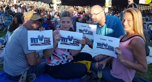 Jeff attended STYX / Joan Jett & the Blackhearts With Special Guests Tesla on Jul 6th 2018 via VetTix