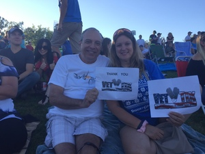 Donna attended STYX / Joan Jett & the Blackhearts With Special Guests Tesla on Jul 6th 2018 via VetTix