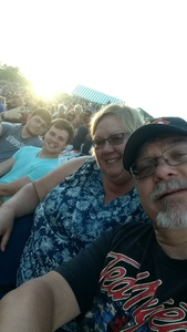 Dale attended STYX / Joan Jett & the Blackhearts With Special Guests Tesla on Jul 6th 2018 via VetTix