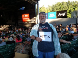Ronald attended STYX / Joan Jett & the Blackhearts With Special Guests Tesla on Jul 6th 2018 via VetTix