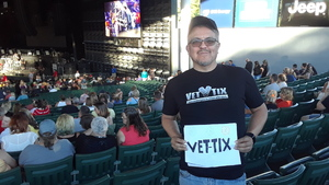 Jose attended STYX / Joan Jett & the Blackhearts With Special Guests Tesla on Jul 6th 2018 via VetTix