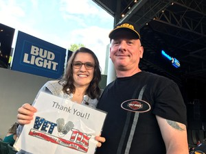 Timothy attended Ted Nugent With Special Guest Blue Oyster Cult and Mark Farner on Jul 20th 2018 via VetTix