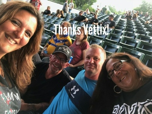 Keith attended Ted Nugent With Special Guest Blue Oyster Cult and Mark Farner on Jul 20th 2018 via VetTix