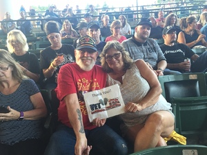 fred attended Ted Nugent With Special Guest Blue Oyster Cult and Mark Farner on Jul 20th 2018 via VetTix