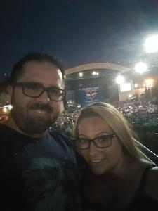 Johnny attended Kenny Chesney: Trip Around the Sun Tour With Old Dominion - Lawn Seats on Jun 21st 2018 via VetTix