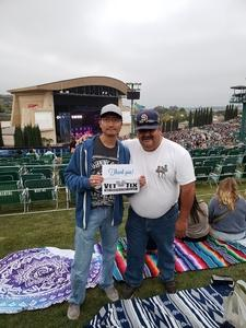 Chanthorn attended Kenny Chesney: Trip Around the Sun Tour With Old Dominion - Lawn Seats on Jun 21st 2018 via VetTix