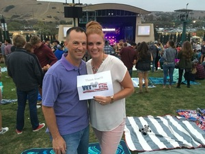 BJ attended Kenny Chesney: Trip Around the Sun Tour With Old Dominion - Lawn Seats on Jun 21st 2018 via VetTix