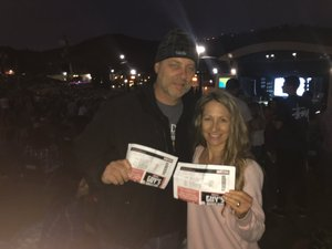 Gregory attended Kenny Chesney: Trip Around the Sun Tour With Old Dominion - Lawn Seats on Jun 21st 2018 via VetTix