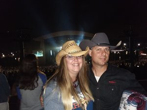 James attended Kenny Chesney: Trip Around the Sun Tour With Old Dominion - Lawn Seats on Jun 21st 2018 via VetTix