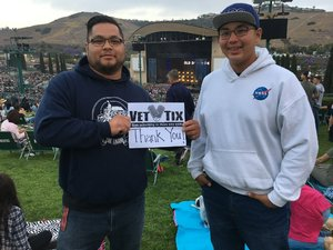 Christopher attended Kenny Chesney: Trip Around the Sun Tour With Old Dominion - Lawn Seats on Jun 21st 2018 via VetTix