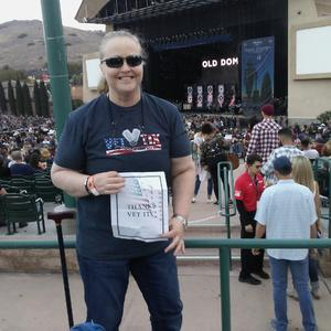 Michelle attended Kenny Chesney: Trip Around the Sun Tour With Old Dominion - Lawn Seats on Jun 21st 2018 via VetTix