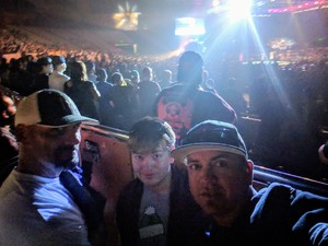 David attended New Japan Pro Wrestling Presents - G1 Special in San Francisco - Live Professional Wrestling on Jul 7th 2018 via VetTix