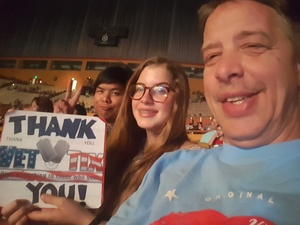 Gregory attended New Japan Pro Wrestling Presents - G1 Special in San Francisco - Live Professional Wrestling on Jul 7th 2018 via VetTix