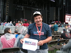 Carl attended Zac Brown Band Show VIP Experience - Read Special Instructions in Confirmation Email on Jun 22nd 2018 via VetTix