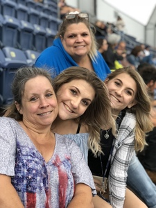 Iva attended Kenny Chesney: Trip Around the Sun Tour on Jun 30th 2018 via VetTix