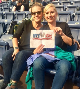 Nick attended Kenny Chesney: Trip Around the Sun Tour on Jun 30th 2018 via VetTix