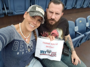 Heather attended Kenny Chesney: Trip Around the Sun Tour on Jun 30th 2018 via VetTix