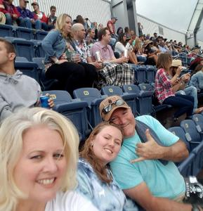 Tom attended Kenny Chesney: Trip Around the Sun Tour on Jun 30th 2018 via VetTix