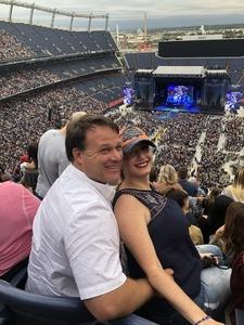 Evan attended Kenny Chesney: Trip Around the Sun Tour on Jun 30th 2018 via VetTix