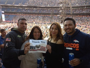 Ismael attended Kenny Chesney: Trip Around the Sun Tour on Jun 30th 2018 via VetTix