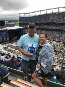 dondi attended Kenny Chesney: Trip Around the Sun Tour on Jun 30th 2018 via VetTix