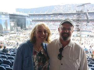 Steven attended Kenny Chesney: Trip Around the Sun Tour on Jun 30th 2018 via VetTix