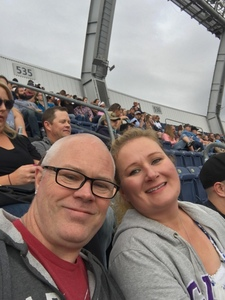 Jerame attended Kenny Chesney: Trip Around the Sun Tour on Jun 30th 2018 via VetTix