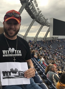 Austin attended Kenny Chesney: Trip Around the Sun Tour on Jun 30th 2018 via VetTix