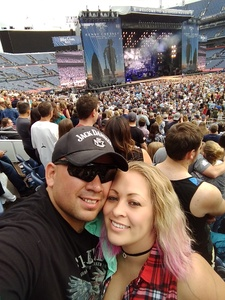 Jesus attended Kenny Chesney: Trip Around the Sun Tour on Jun 30th 2018 via VetTix