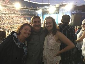 Chelsea attended Kenny Chesney: Trip Around the Sun Tour on Jun 30th 2018 via VetTix