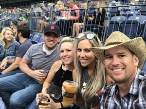Lance attended Kenny Chesney: Trip Around the Sun Tour on Jun 30th 2018 via VetTix