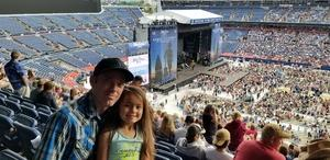 Bradley attended Kenny Chesney: Trip Around the Sun Tour on Jun 30th 2018 via VetTix