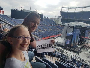 Eric attended Kenny Chesney: Trip Around the Sun Tour on Jun 30th 2018 via VetTix