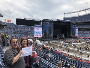Sara attended Kenny Chesney: Trip Around the Sun Tour on Jun 30th 2018 via VetTix