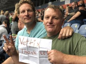 Mark attended Kenny Chesney: Trip Around the Sun Tour on Jun 30th 2018 via VetTix