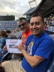 Vince attended Kenny Chesney: Trip Around the Sun Tour on Jun 30th 2018 via VetTix
