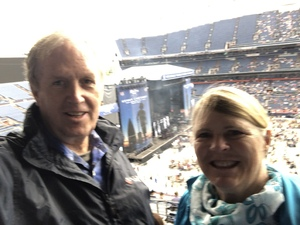 Gregory attended Kenny Chesney: Trip Around the Sun Tour on Jun 30th 2018 via VetTix