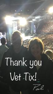Paul attended Kenny Chesney: Trip Around the Sun Tour on Jun 30th 2018 via VetTix