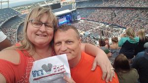 Robert attended Kenny Chesney: Trip Around the Sun Tour on Jun 30th 2018 via VetTix