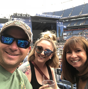 Scott attended Kenny Chesney: Trip Around the Sun Tour on Jun 30th 2018 via VetTix