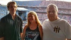 John attended Kenny Chesney: Trip Around the Sun Tour on Jun 30th 2018 via VetTix