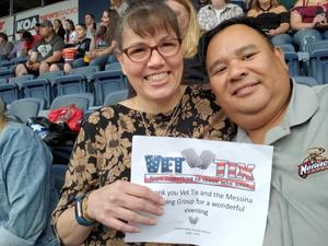 James attended Kenny Chesney: Trip Around the Sun Tour on Jun 30th 2018 via VetTix
