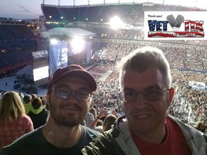 David attended Kenny Chesney: Trip Around the Sun Tour on Jun 30th 2018 via VetTix
