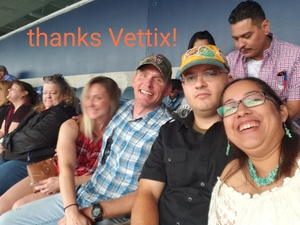 JDC attended Kenny Chesney: Trip Around the Sun Tour on Jun 30th 2018 via VetTix
